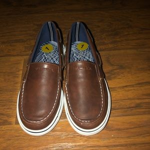 Nautica boys shoes size one